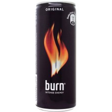 Burn Intense Energy Original, Croatia, Slovenia, 2011