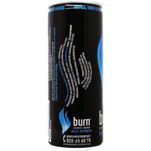 burn blue refresh