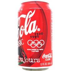 Coca-Cola, 1928-1996 Worldwide Olympic Partner, United States, 1996