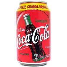 Coca-Cola Dissetati, guarda dentro e scopri subito se hai vinto., Italy, 1997