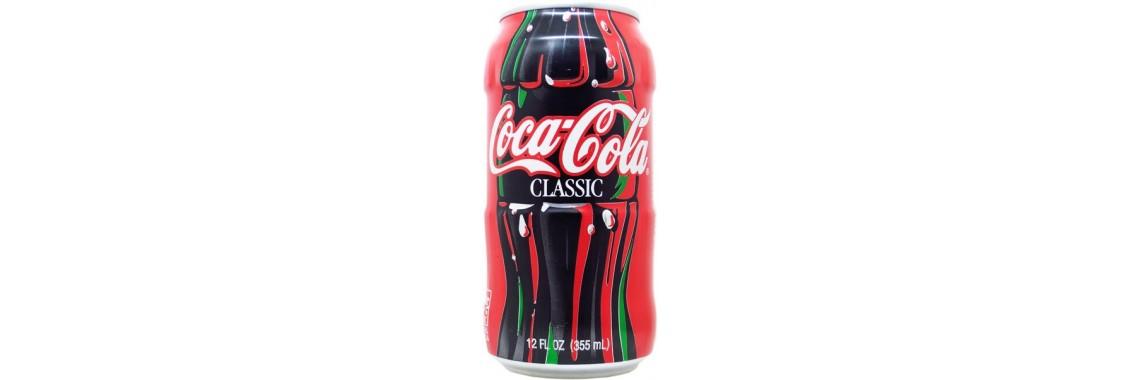 Coca-Cola Classic Contour Can, United States, 1997