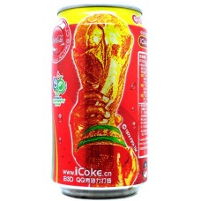 Coca-Cola / 可口可乐, FIFA World-Cup Germany 2006 - 要爽由自己 Cool饮酷嬴世界 - 世界盃獎盃 (World Cup Trophy), China, 2006
