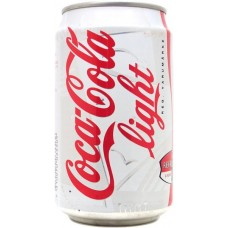 Coca-Cola light, Sweden, 1996
