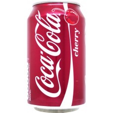 Coca-Cola cherry, United Kingdom, 2009