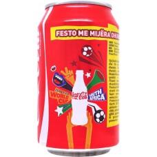 Rare!!! Coca-Cola FIFA WC 2010, Albania, 2010