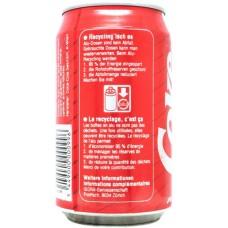 Coca-Cola Coke, Recycling isch es / Le recyclage, c'est ça, Austria, Switzerland, 1990