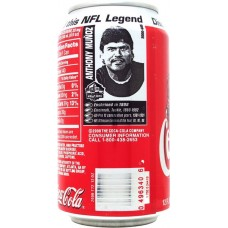 Coca-Cola Classic, Discover the Pro Football Hall of Fame an this NFL Legend - 4/14 - Anthony Muñoz, United States, 2000