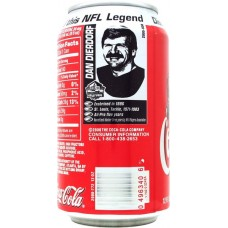 Coca-Cola Classic, Discover the Pro Football Hall of Fame an this NFL Legend - 5/14 - Dan Dierdorf, United States, 2000