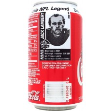 Coca-Cola Classic, Discover the Pro Football Hall of Fame an this NFL Legend - 8/14 - Jack Lambert, United States, 2000