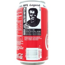 Coca-Cola Classic, Discover the Pro Football Hall of Fame an this NFL Legend - 14/14 - Walter Payton, United States, 2000