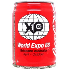 Coca-Cola Coke, World Expo 88, Australia, 1988