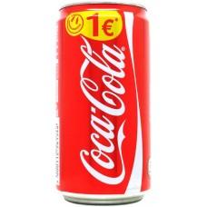 Coca-Cola, 1 €, Italy, 2011