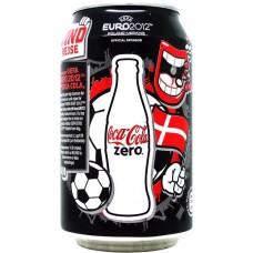 Coca-Cola zero, UEFA EURO 2012 Poland-Ukraine, Denmark, 2012