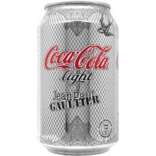 Coca-Cola light, Jean Paul Gaultier, Denmark, 2012