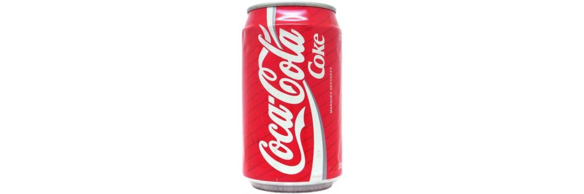 Coca-Cola Coke, Cameroon, 1992