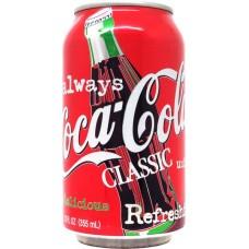 Coca-Cola Classic, United States, 1996