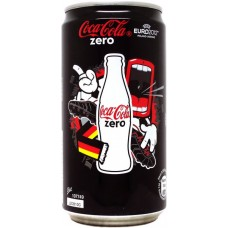 Coca-Cola zero, UEFA Euro 2012 Poland-Ukraine, Germany, 2012