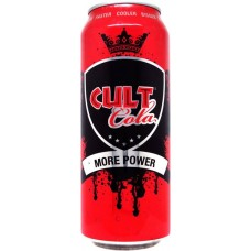 Cult Cola More Power, Denmark, 2012