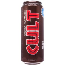 Cult Energy Activator Chocolate, Denmark, 2012