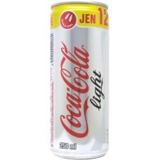 Coca-Cola light, jen 12,00 Kč / len 0,49 € - Skvělá cena / Skvelá cena, Czechia, Slovakia, 2012