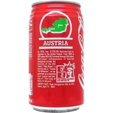 Coca-Cola Classic, Statue of Liberty - 1/21 - Austria, United States, 1986