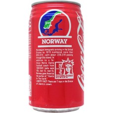 Coca-Cola Classic, Statue of Liberty - Norway, United States, 1986