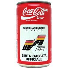 Coca-Cola Coke UEFA 88 - Campionati Europei di Calcio, Italy, 1988