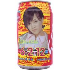 Coca-Cola / โค้ก, 6 2 12 (หกสองสิบสอง) - 3/6 - คริสติน่า อากีล่าร์ (Christina Aguilar), Thailand, 1995