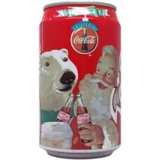 Coca-Cola Coke / โคคา โคล่า โค้ก, คริสต์มาส 1993, Thailand, 1993