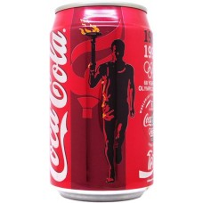 Coca-Cola Coke / โคคา โคล่า โค้ก, 1928-1996 - 68 Years of Olympic Support, Thailand, 1996