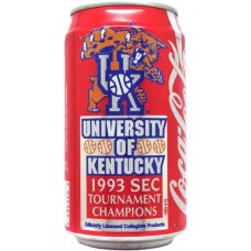 Coca-Cola Classic, UK University of Kentucky 1993 SEC Tournament Champions, United States, 1993