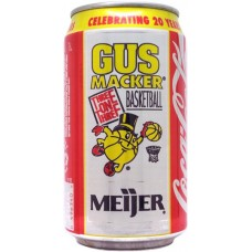 Coca-Cola Classic, Celebrating 20 Years GUS Macker Basketball Meijer, United States, 1993