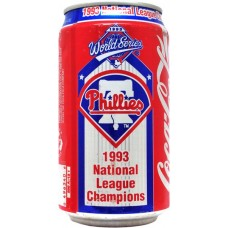 Coca-Cola Classic, 1993 National League Champions: Phillies, United States, 1993