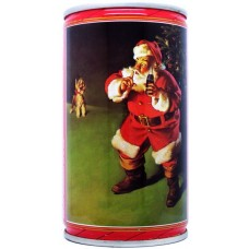 Coca-Cola Coke, Santa Claus by Haddon Sundblom - 6/6, New Zealand, 1987