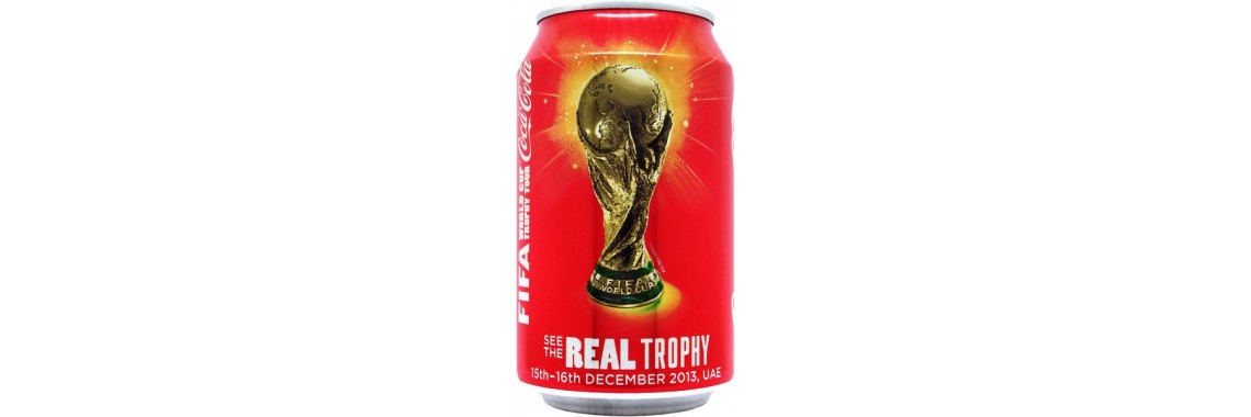 Coca-Cola, FIFA World Cup Trophy Tour by Coca-Cola - See the Rea