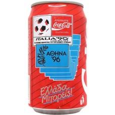 Coca-Cola Italia ´90 / ΑΘΗΝΑ ´96, Greece, 1990