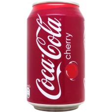 Coca-Cola cherry, Belgium, 2013