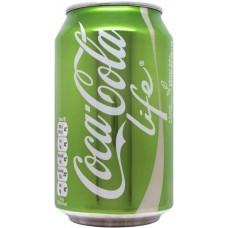 Coca-Cola life, Sweden, 2014