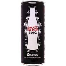 Coca-Cola zero, Spotify, Sweden, 2014