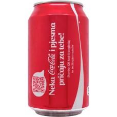 Coca-Cola share a Coke Neka Coca-Cola i pjesma pričaju za tebe!, Croatia, 2014