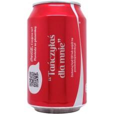 Coca-Cola Share a Coke with Tańczyłaś dla mnie, Poland, 2014