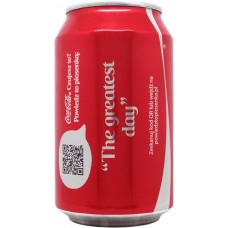 Coca-Cola Share a Coke with The greatest day, Poland, 2014
