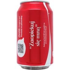 Coca-Cola Share a Coke with Zaopiekuj się mną, Poland, 2014