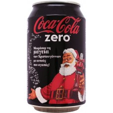 Coca-Cola zero, Χριστούγεννα 2014: Μοιράσου τη μαγεία των Χριστουγέννων με αυτούς που αγαπάς (Share the magic of Christmas with those you love), Greece, Cyprus, 2014
