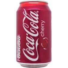 Coca-Cola cherry, Denmark, 2014