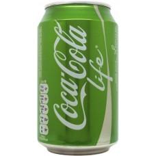 Coca-Cola life, France, 2014