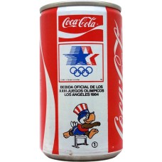 Coca-Cola Olimpicos Los Angeles 1984 - 1/6 - Atletismo, Spain
