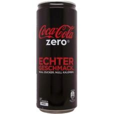 Coca-Cola zero, Echter Geschmack. Null Zucker. Null Kalorien., Germany, 2015
