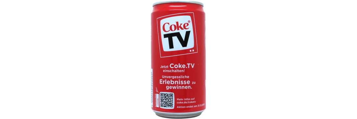 Coke.TV, Germany , 2015