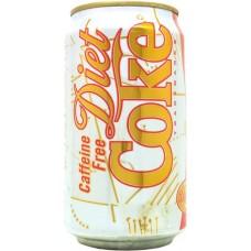 Diet Coke Caffeine Free, United States, 1994